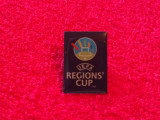 Insigna fotbal - UEFA Regions` CUP