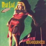 CD Meat Loaf – Welcome To The Neighbourhood, original, rock