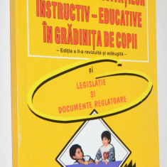 Programa instructiv-educative in gradinita de copii 2005 ed. a 2-a