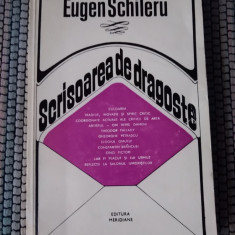 Scrisoarea de dragoste Eugen Schileru