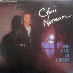 Chris Norman  – Some Hearts Are Diamonds (LP - Bulgaria - VG)