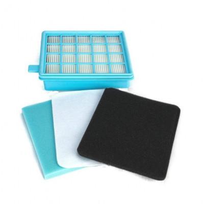 Kit filtru hepa ECHIVALENT aspirator PHILIPS foto