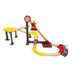 Setul de tren suspendat Roller Coaster Brio 33730