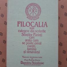 FILOCALIA volumul 5 × an 1995 coperti cartonate