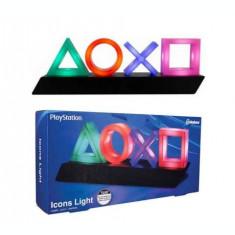 Lampa USB PlayStation Icons