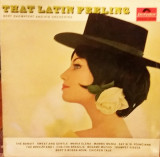 Disc Vinil Original - Bert Kaempfert And His Orchestra* - That Latin Feeling