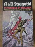 SCARABEUL IN MUSUROI - A&B STUGATKI