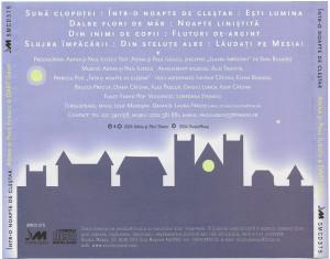 CD Adina Iliescu Și Paul Iliescu & Dart Grup – Într-o Noapte De Cleștar