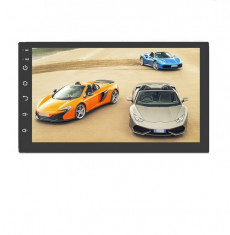 Navigatie Mp5 Player 2Din auto 7'' Android 8.1 Wifi GPS foto