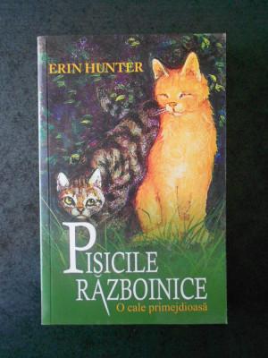 ERIN HUNTER - PISICILE RAZBOINICE. O CALE PRIMEJDIOASA volumul 5 foto
