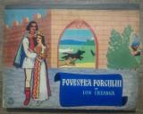 Povestea porcului - Ion Creanga// carte pop-up