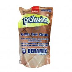 Rezerva detergent pardoseala Sano Poliwix ceramic, 750ml