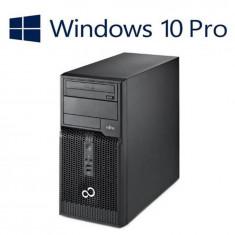 PC Refurbished Fujitsu Esprimo P400, i5-3470, Win 10 Pro, Siemens