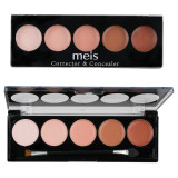 Cumpara ieftin Anticearcan Corector Concealer MEIS 5 culori 03 Cherry Blossom Seduction