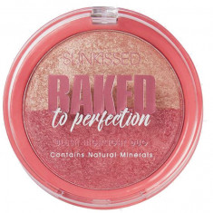 Paleta Iluminatoare Duo SUNKISSED Baked to Perfection Blush 17 g