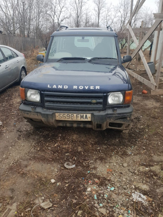 LAND ROVER DISCOVERY2