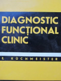 Diagnostic functional clinic - E. Kuchmeister