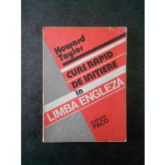 HOWARD TAYLOR - CURS RAPID DE INITIERE IN LIMBA ENGLEZA
