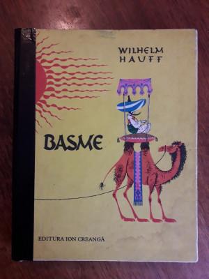 Basme - Wilhelm Hauff, Livia Rusz / C66P foto