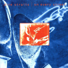 Dire Straits On Every Street (cd)
