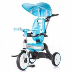 Tricicleta pliabila copii 1,5-3 Ani Chipolino BMW Blue