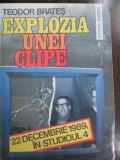 Explozia unei clipe. 22 decembrie 1989, in studioul 4