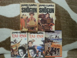 JAMES CLAVELL CARTI (5 VOL)