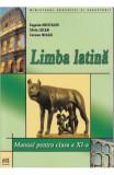 Limba latina - Clasa 11 - Manual