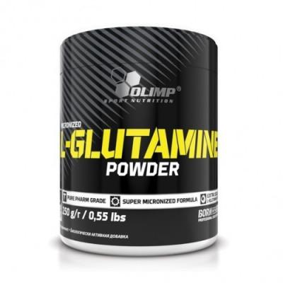 Olimp L-Glutamine Powder, 250 g foto