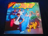 The Jackys - 20 Rock'n'Roll and boogie Hits _ vinyl,LP _ EMI ( 1980, Elvetia)
