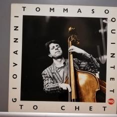 Giovanni Tommaso Quintet – To Chet (1988/RED/Italy) - Vinil/Jazz/Impecabil