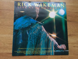 RICK WAKEMAN ( YES ) - Live at Hammersmith (1985,PRESIDENT,UK) vinil vinyl
