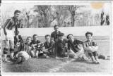Fotografie fotbal romaneasca 1940 Vama poza veche
