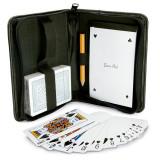 Set carti de joc cu agenda si creion CDT-KC6572-03