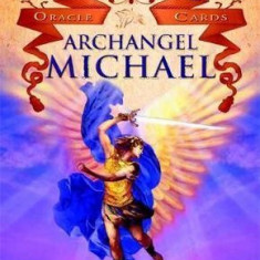 Arhanghel Mihail/CARTI ORACOL/TAROT ed lux(AURII)ORIGINALE,ENG -LIVRARE IMEDIAT-