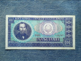 100 Lei 1966 Romania