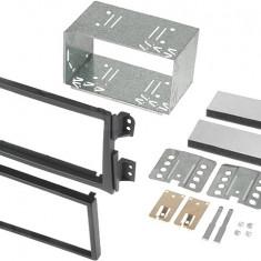 Rama adaptoare Opel, Suzuki, negru, 2DIN, ACV - 000518