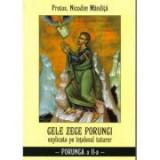 Cele zece porunci Porunca 2 - Nicodim Mandita