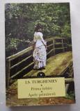 I.S. Turgheniev, PRIMA IUBIRE/APELE PRIMAVERII