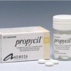 Propycil - 50mg/100 tablete expira 01.06.2021