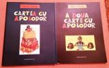 Cartea Cu Apolodor si A Doua Carte Cu Apolodor. Ed. Humanitas, 2008 - Gellu Naum