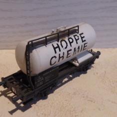 Vagon cisterna Hoppe, Liliput , scara 1/87, H0