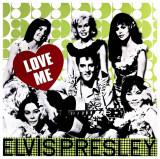 Elvis Presley Love Me LP (vinyl)