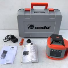 Nivela Laser Rotativa NEDO ECO 600 H Fabricatie 2016