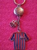 Breloc fotbal - FC BARCELONA