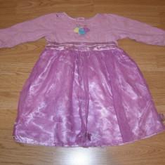 costum carnaval serbare rochie printesa printese disney pentru copii de 3-4 ani
