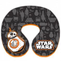 Perna suport pentru gat Star Wars BB8, portocaliu