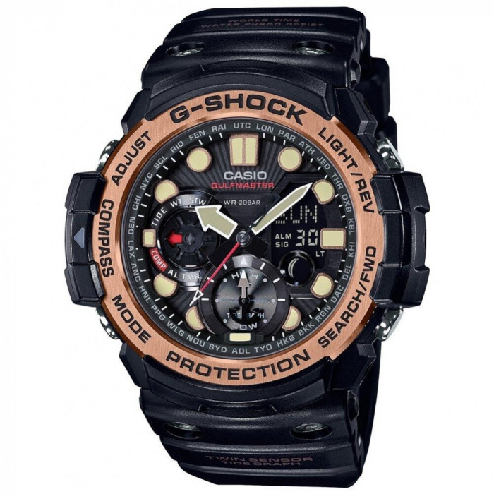 CEAS BARBATESC CASIO G-SHOCK GN-1000RG-1AER GULFMASTER