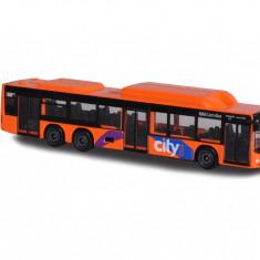Autobuz de jucarie Majorette, City Bus