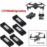 Baterie Drona Li-Po 3.7v 500mAh E58 S168 JY019 - 226